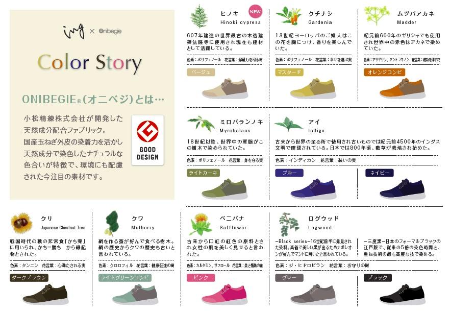 2017SSカラーストーリー(靴入り)